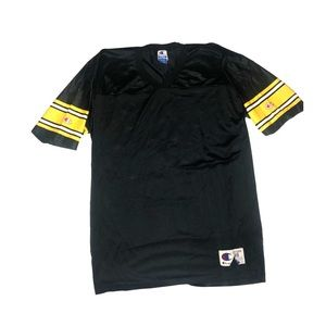 Vintage Champion  Steelers styled Jersey  football